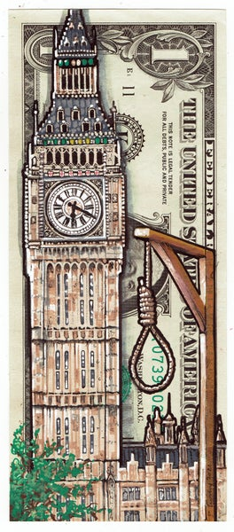 Image of Real Dollar Original. Justice.