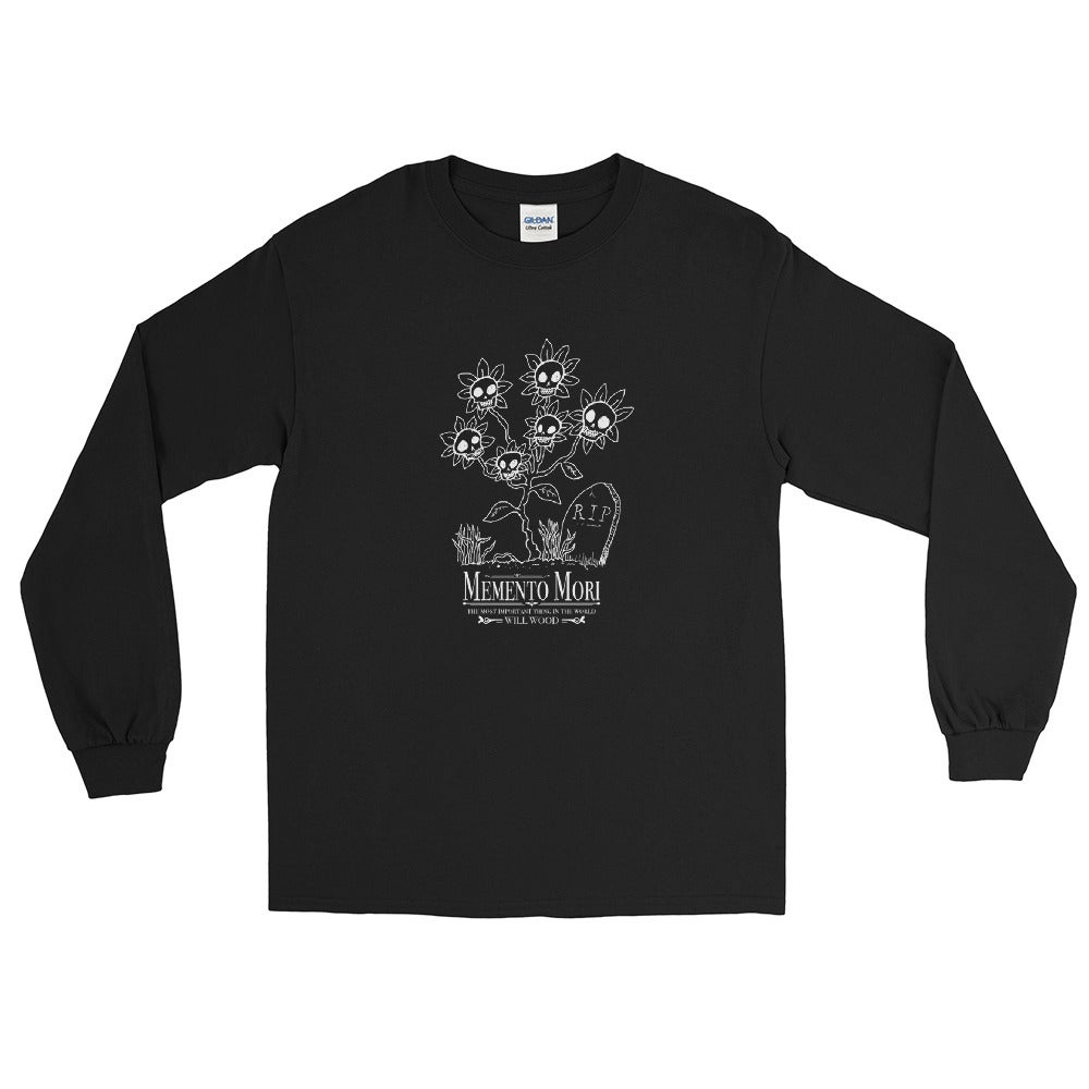 Memento Mori Long Sleeve Shirt