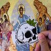 O Death, Where is Thy Sting? Sticker