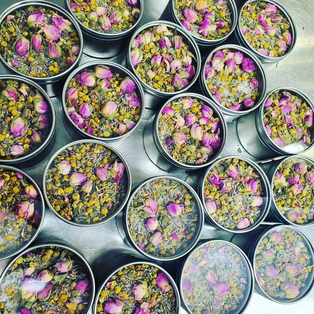 Herbal & Relaxing Bath Salts💖 Small batch