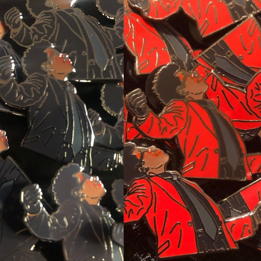 Image of The Weeknd After Hours (Hard Enamel Pin)