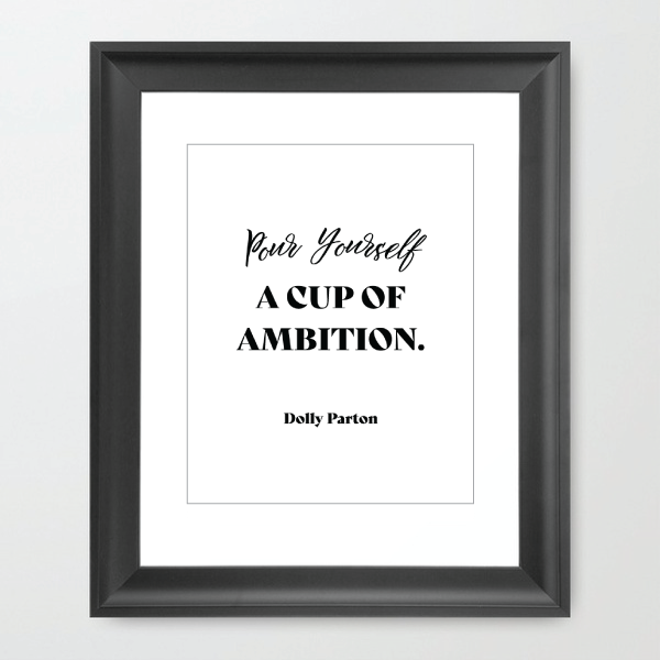 Image of Dolly Parton - Pour Yourself a Cup of Ambition