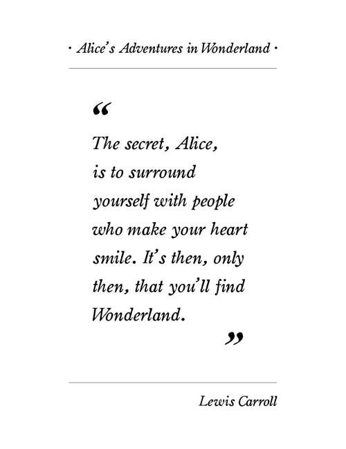 Image of Lewis Carroll - The Secret, Alice...