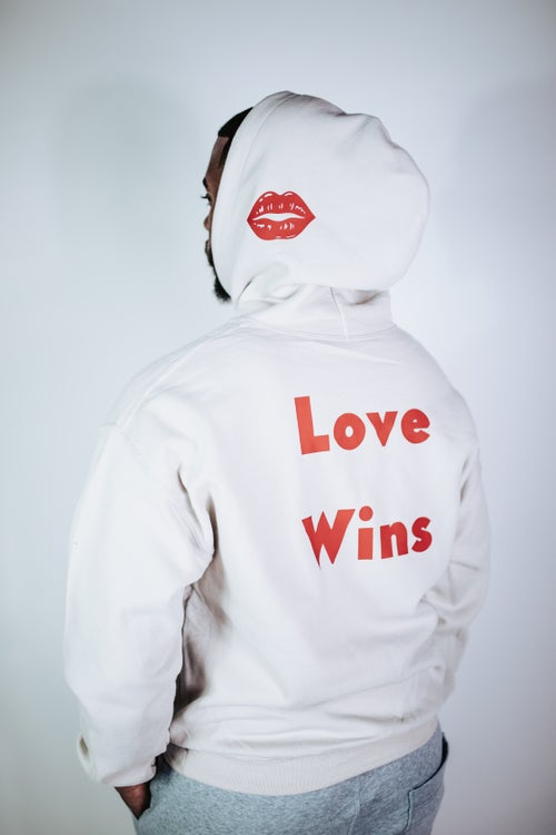 Image of Love Wins Hoodie