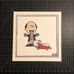 12x12 Good Grief Chili Print (2nd Edition)