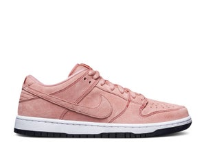"""Image of Nike SB's Dunk Low """"Pink Pig"""""""