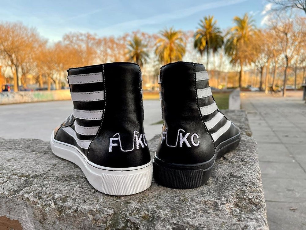 Image of FUKC Leather Shoes