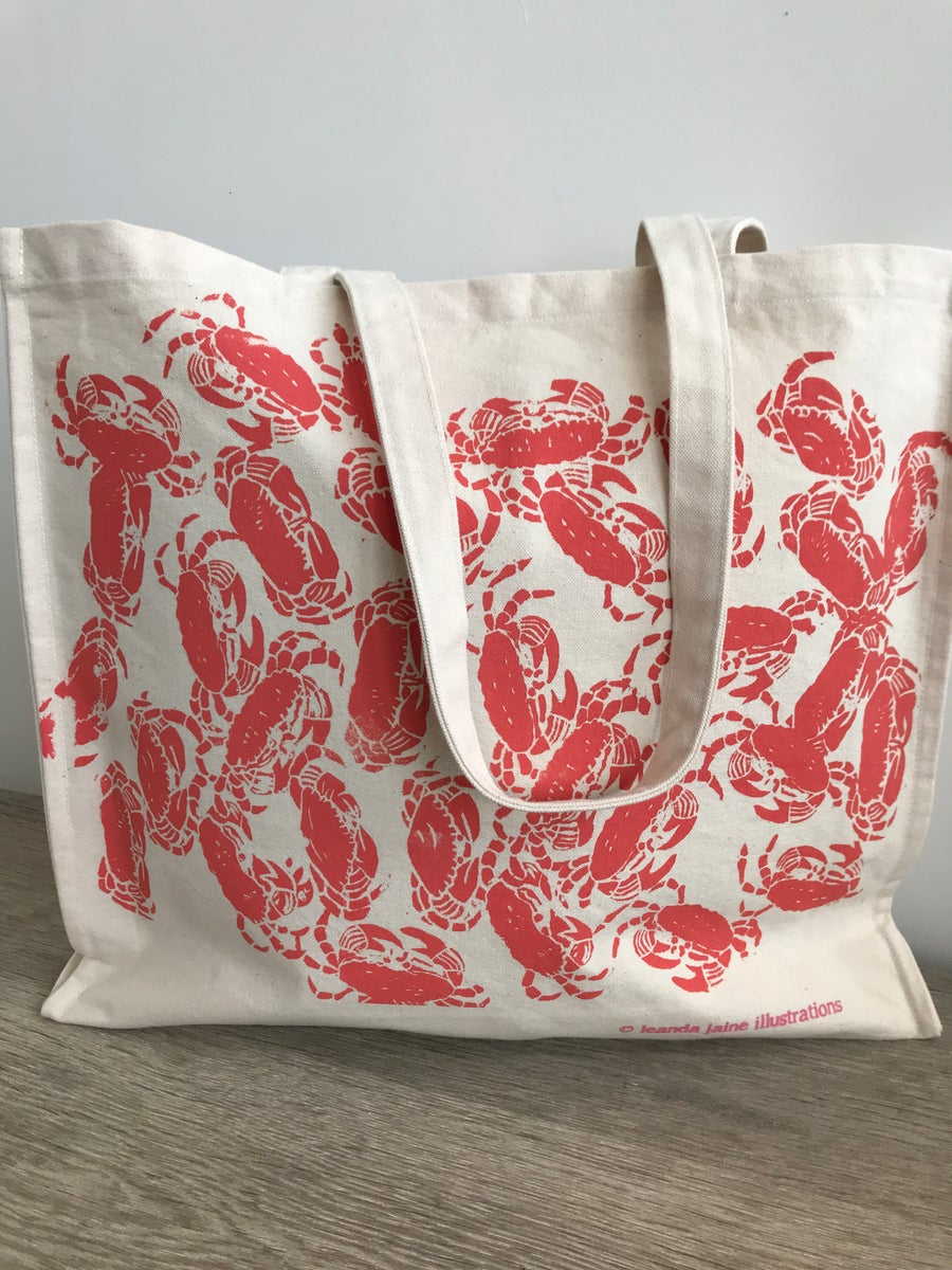 Image of Crab tote