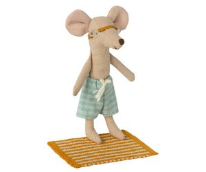 Image of Maileg - Beach Set for Big Brother Mouse (Pre-order)