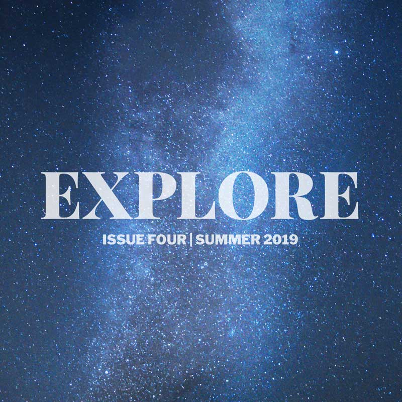 Image of Issue Four: Explore (Digital Download)