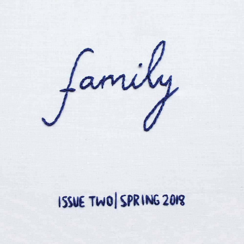 Image of Issue Two: Family (Digital Download)