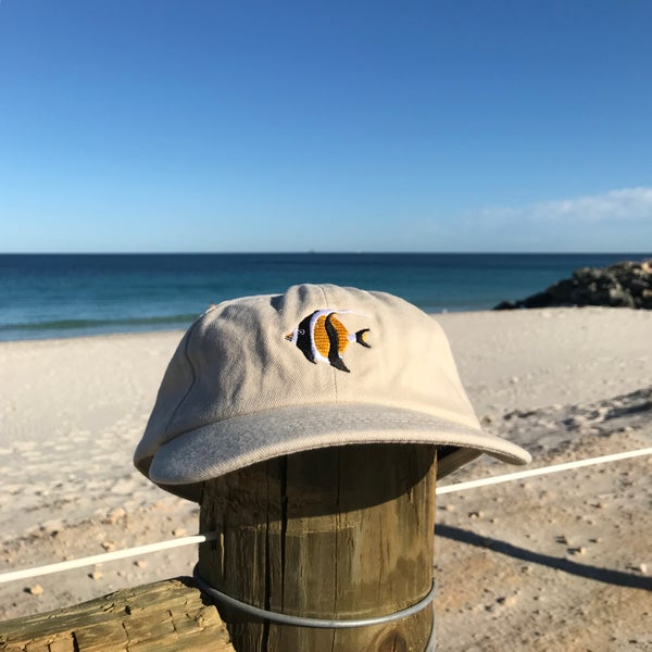 Image of Angel Fish Soft Peak Cap