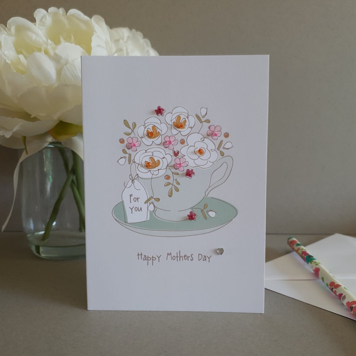 Mother's Teacup