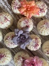Frosted Sugar Blooms Wax Melts (pack of 2)