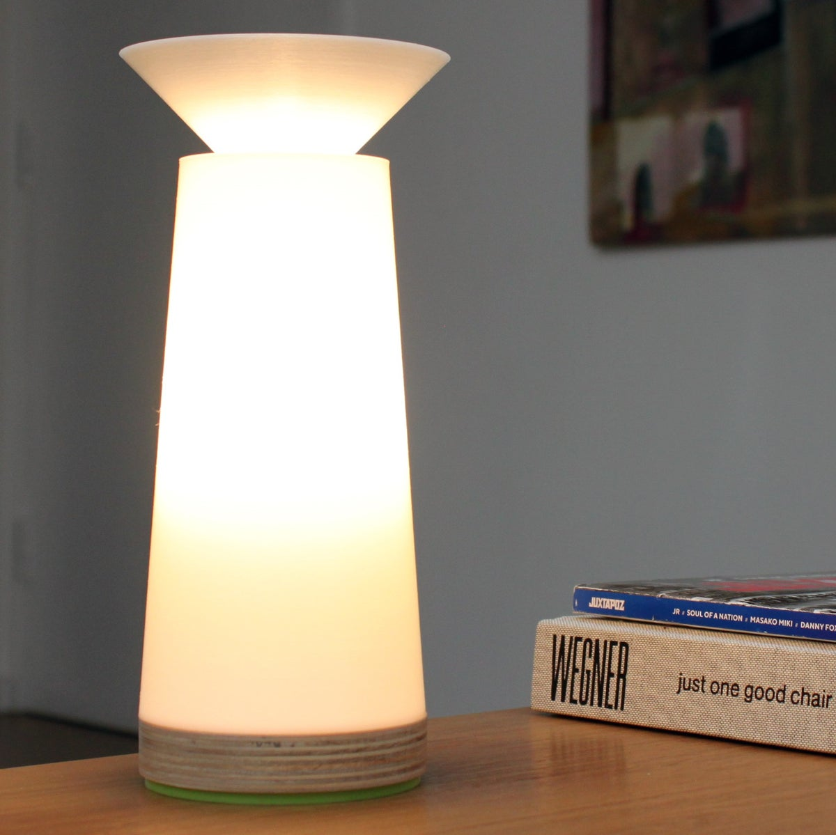 Image of Modern Minimal LED Lamp