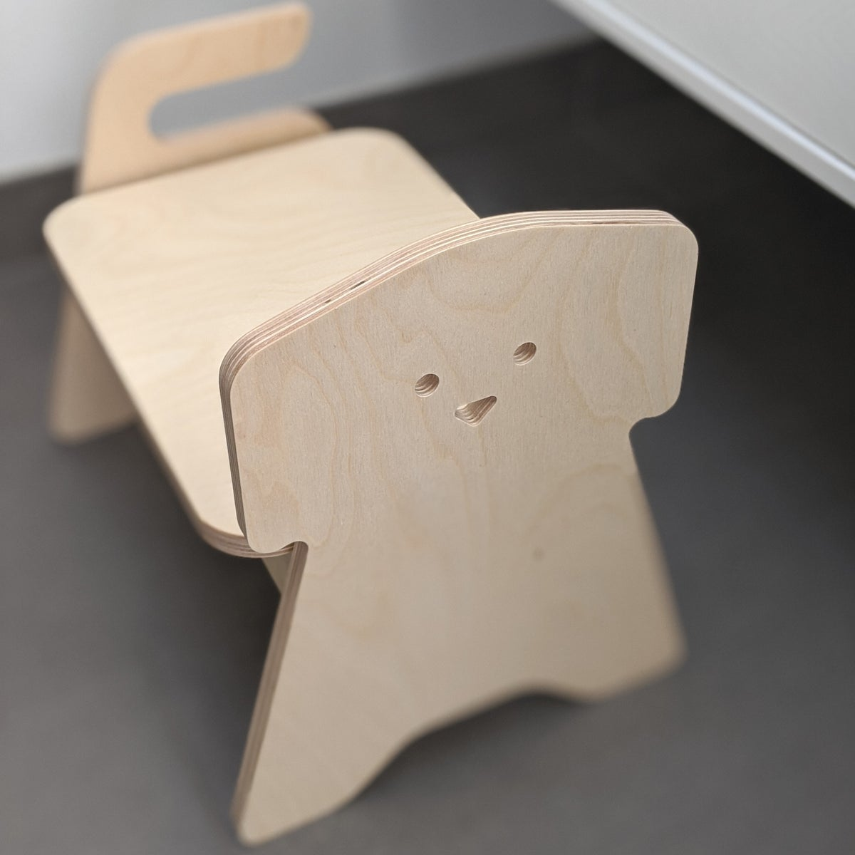 Image of Modern Dog Step Stool