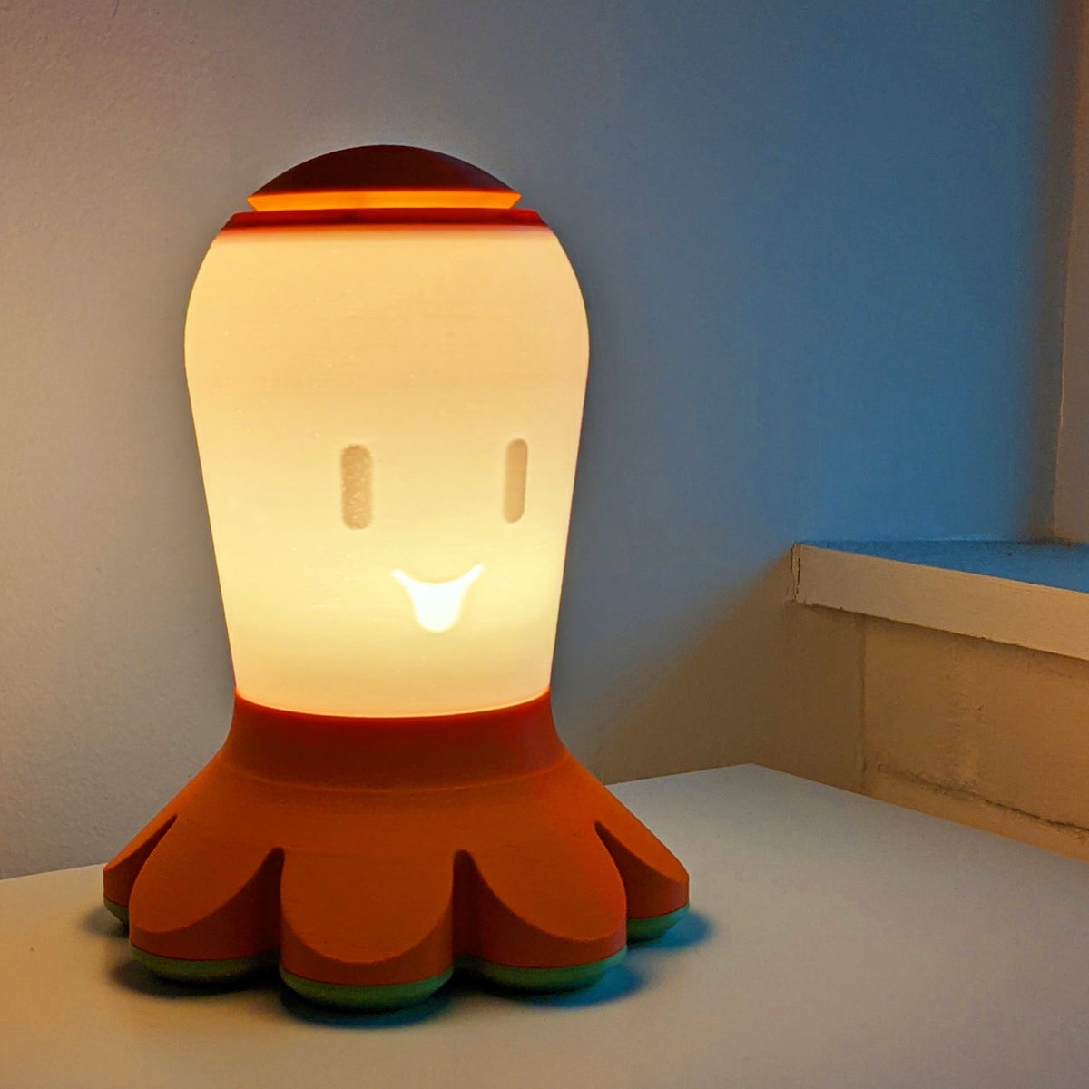 Image of Octopus LED Lamps | Multiple Colors