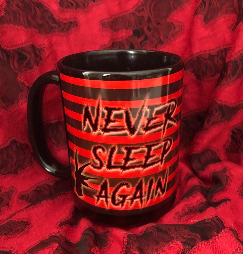 Image of Never Sleep Again Mug