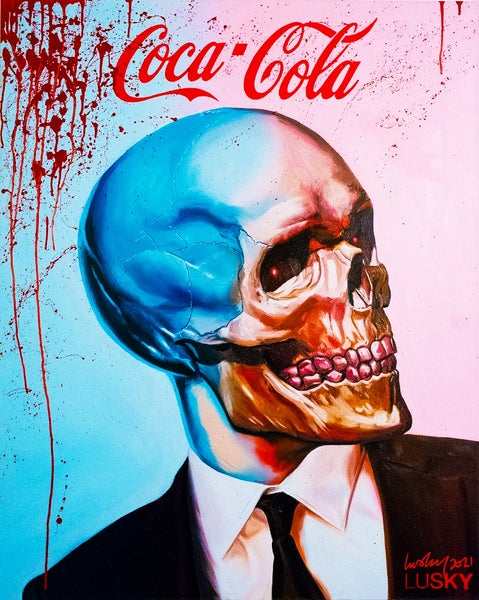 Image of Corporatist. Blood And Coke.