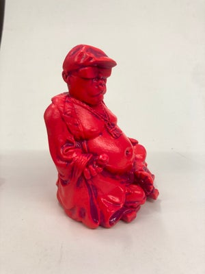 Image of Buddha Smalls ~ Hot Pink