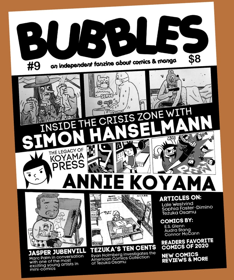 Image of Bubbles #9