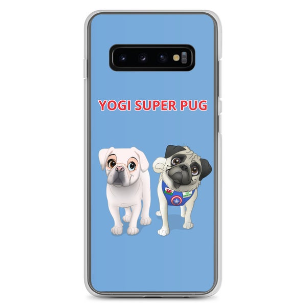 Image of Yogi and Snow White Samsung Case