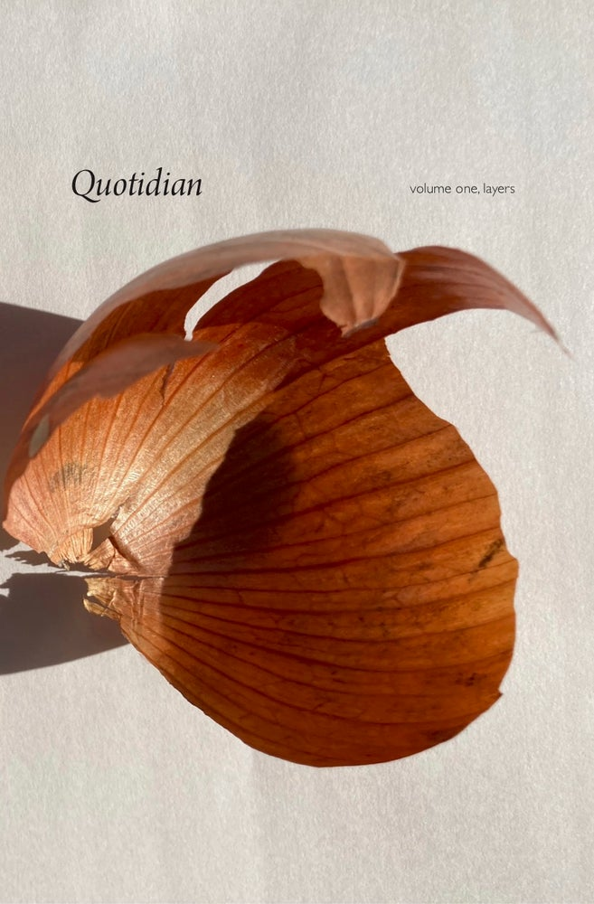 Image of Quotidian, Volume One, Layers