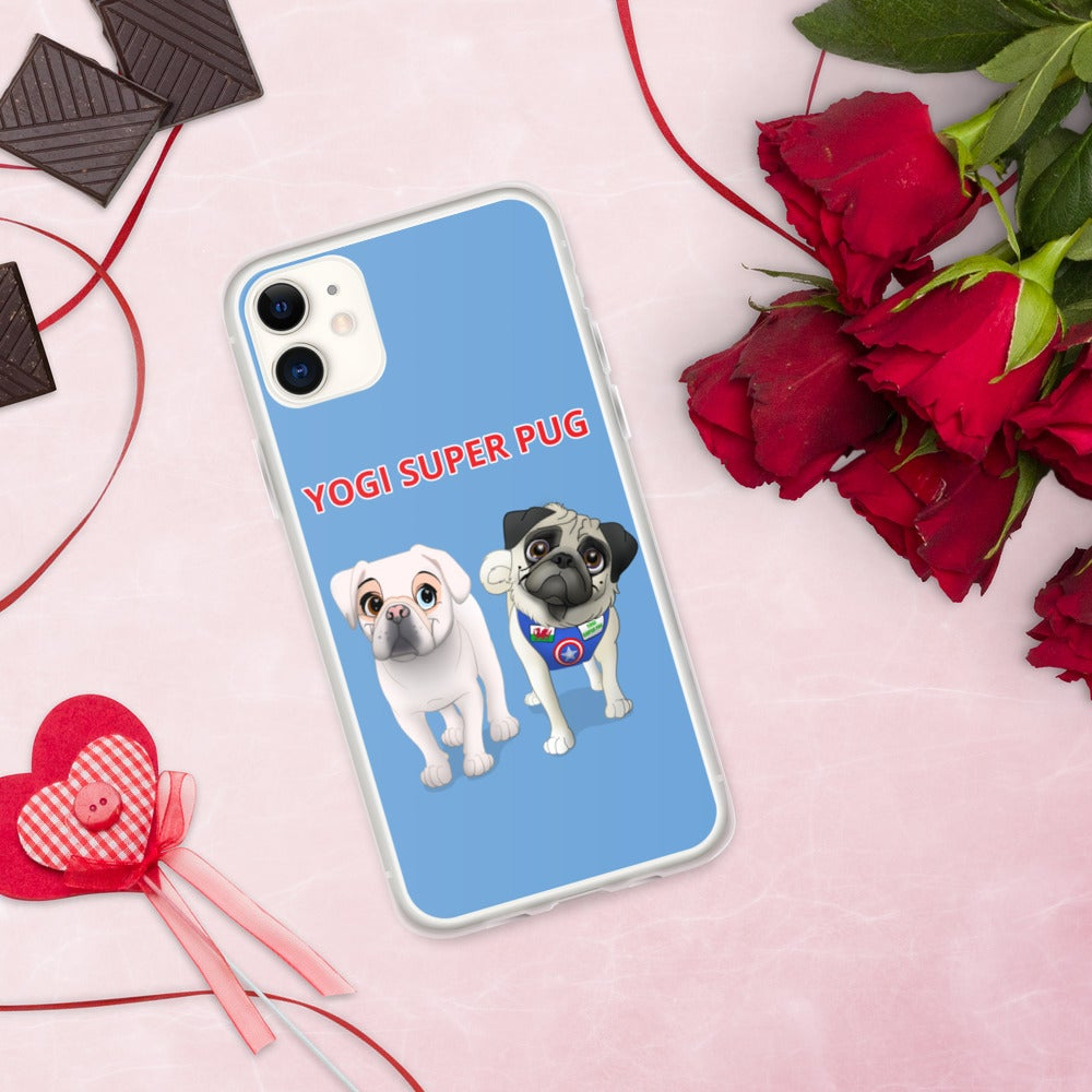 Image of Yogi and Snow White iPhone Case