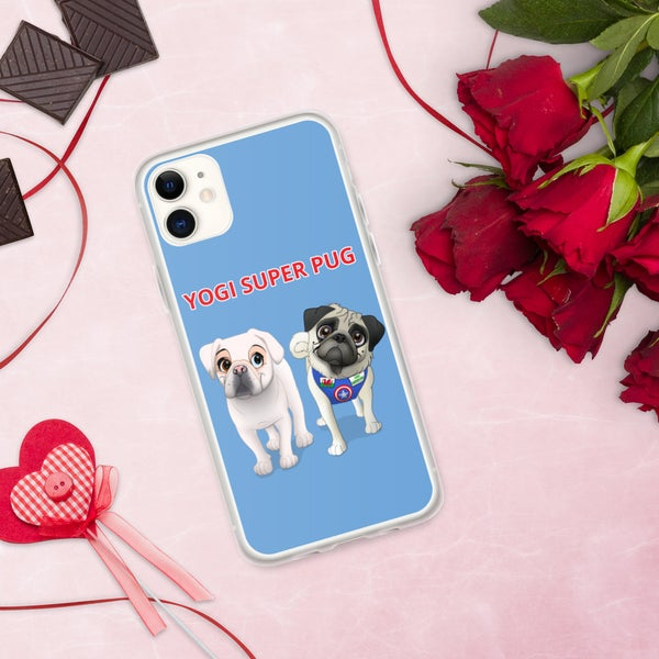 Image of Yogi and Snow White iPhone Case