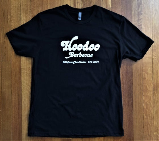 Image of Hoodoo Barbecue Charity Shirt - MEN'S