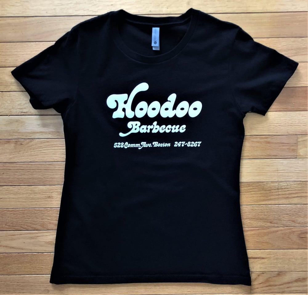 Image of Hoodoo Barbecue Charity Shirt - WOMEN'S