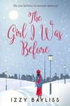 Signed Paperback of The Girl I Was Before
