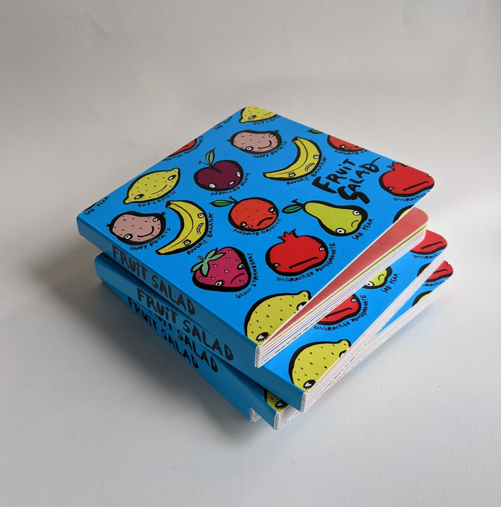 Image of **Pre-Order** Fruit Salad Board Book
