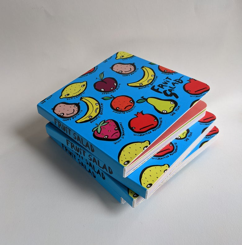 Image of Fruit Salad Board Book