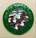 2020 Bird Pin Badge Group Members Badge