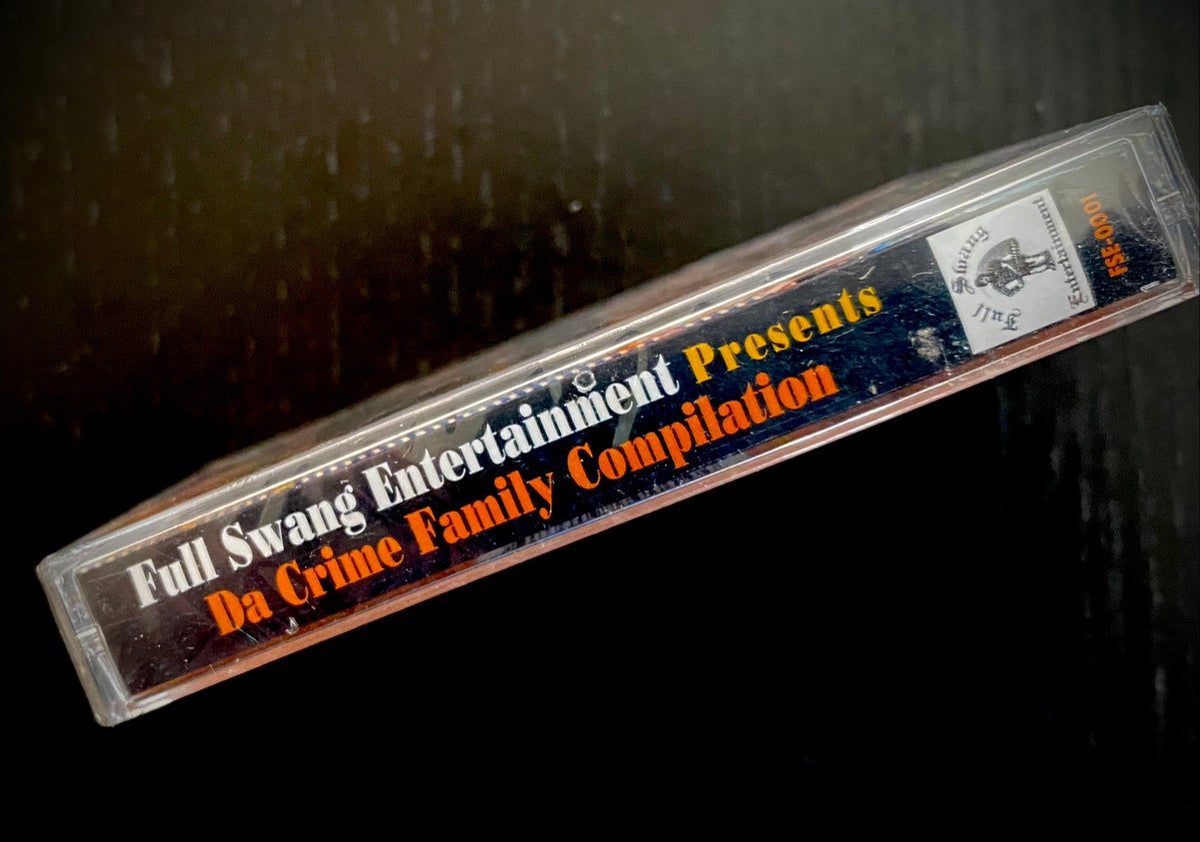 Image of Da  Crime Family COMPILATION