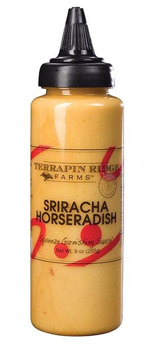 Sriracha Horseradish Aioli Squeeze