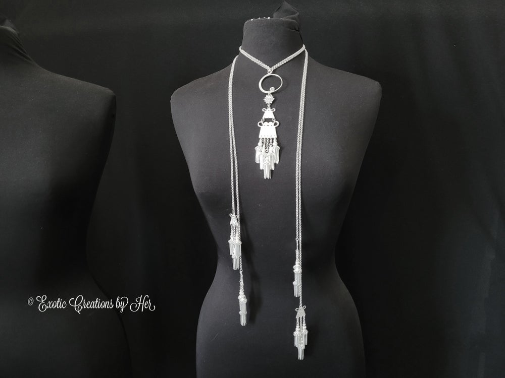 Wrap Around Necklace