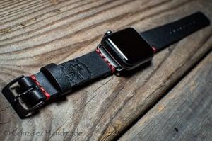 Image of Black Harvest 38/40mm or 42/44mm Apple Watchband