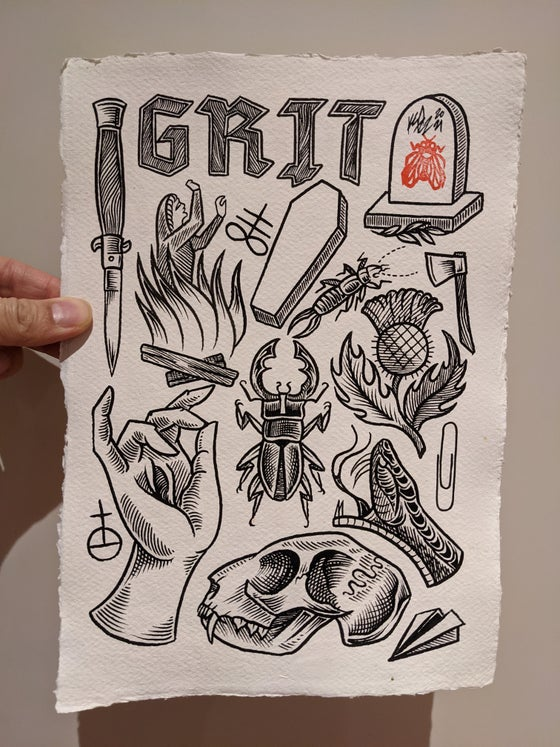 Image of Grit - original