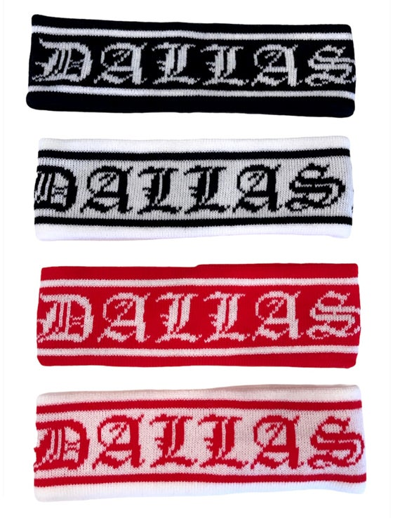 Image of DALLAS HEADBANDS (4 COLORS)