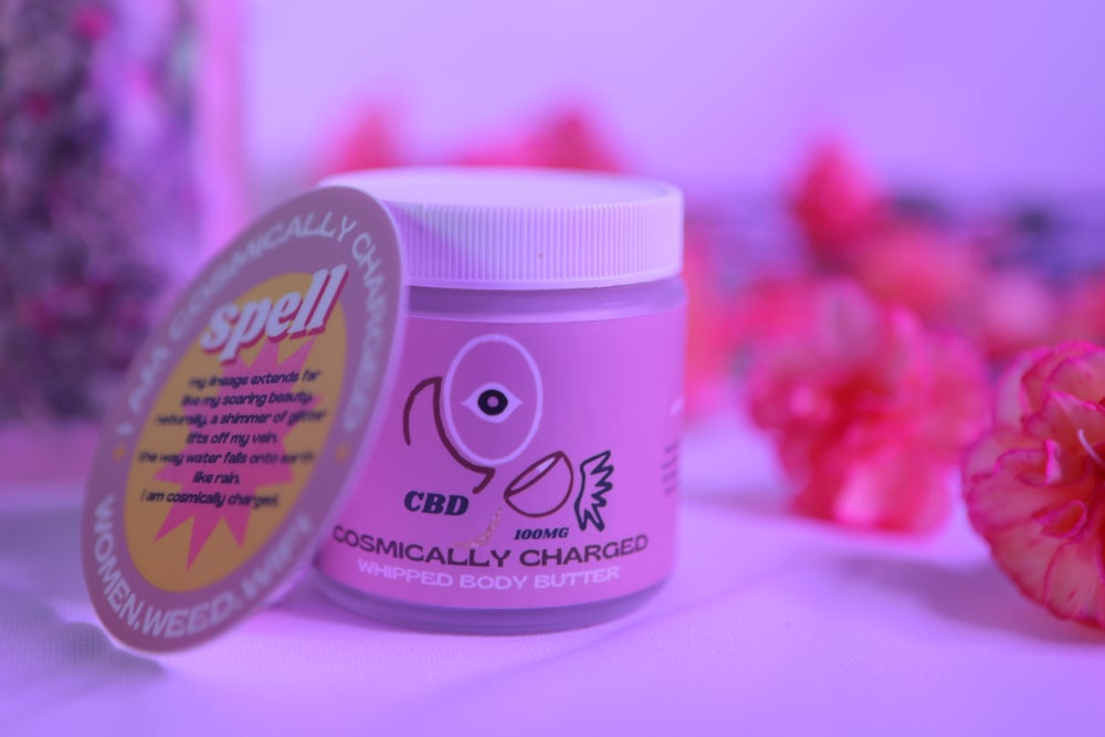 Image of Cosmically Charged Body Butter