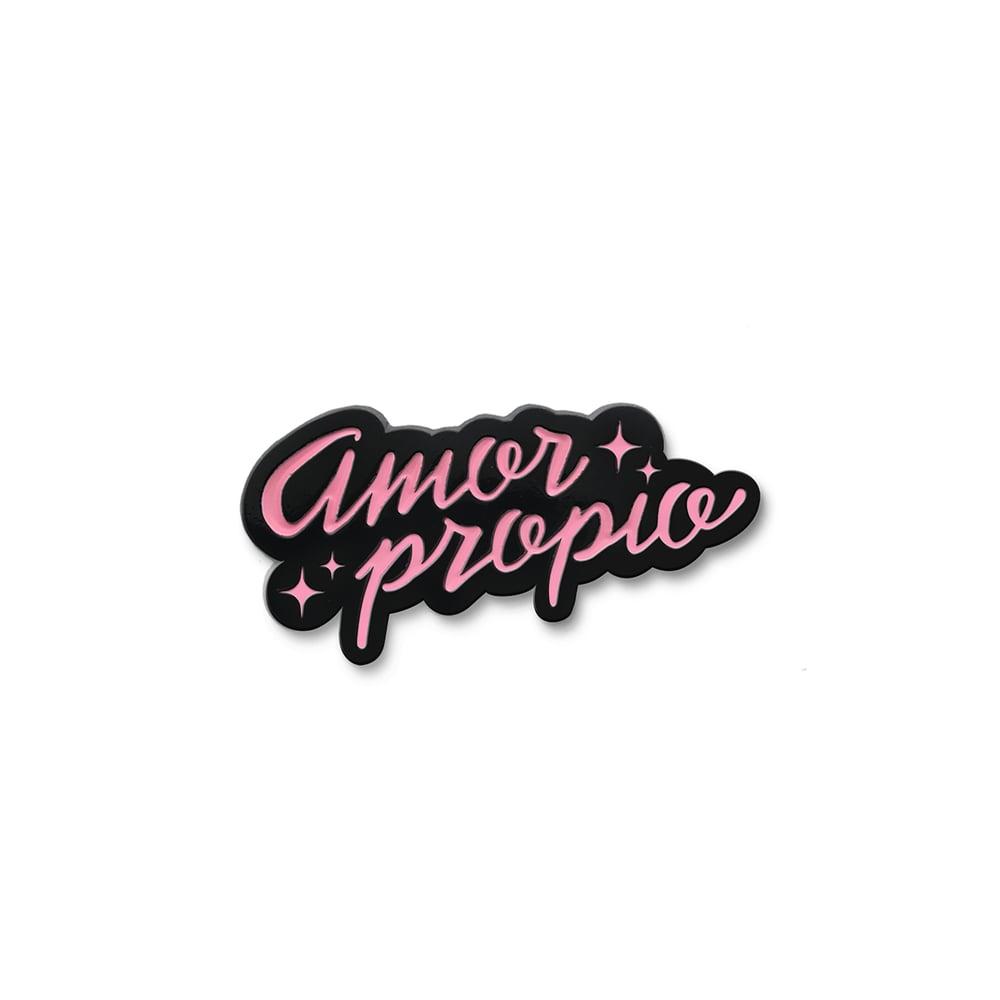 Image of Amor propio -pin-