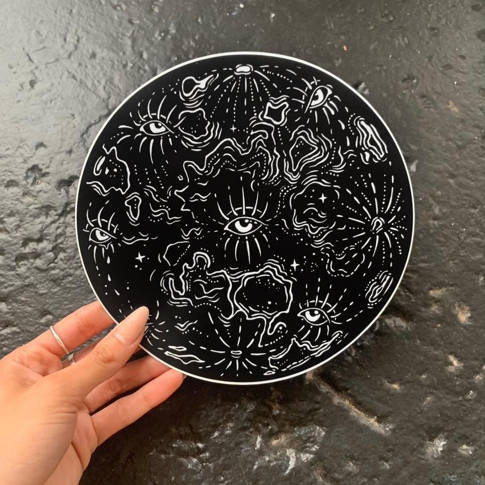 Image of Magic Moon Sticker 🌙