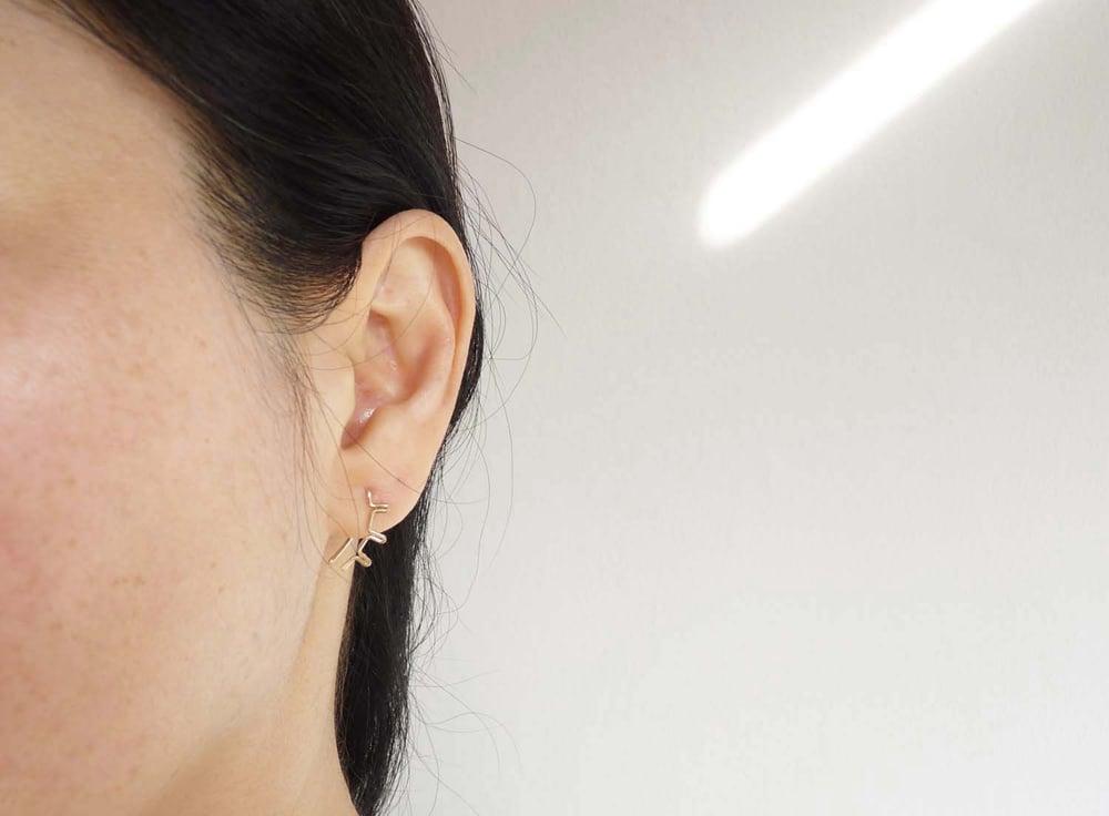 Image of Sleep ear pins