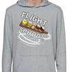 Flight School -  Unisex Lightweight Hoodie