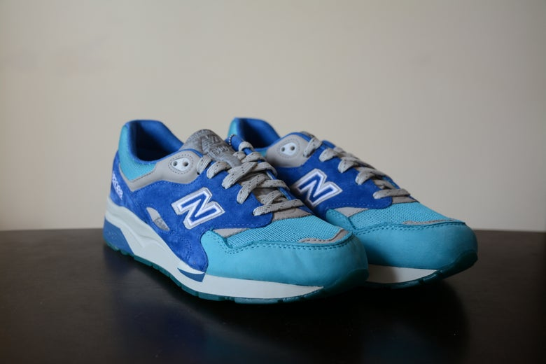 Image of Nice Kicks x New Balance 1600 Grand Anse