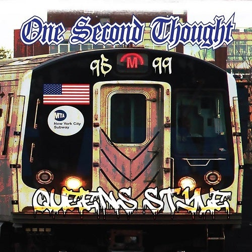 Image of One Second Thought - Queens Style (1995-1999) CD Digipack