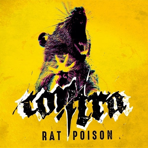 Image of Contra - Rat Poison CDEP Digipack