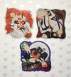 Houseki no Kuni Stickers